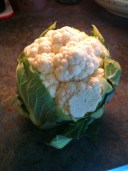 Cauliflower raw