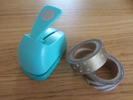 Pons & Washi tape