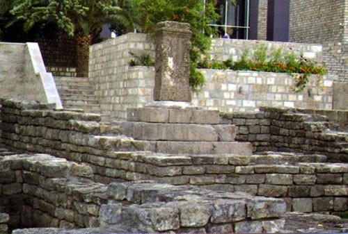 Ostaci nekropole