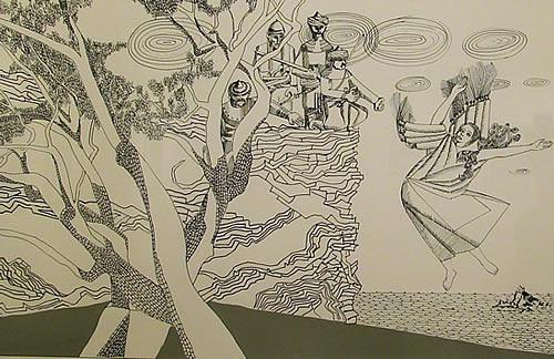 Izlozba u Modernoj galeriji u Budvi - 8