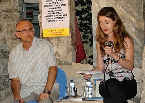 Dragan Radulovic i Jelena Jelusic