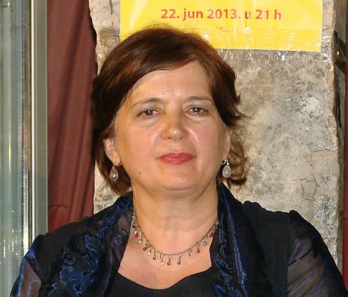 Lidija Vukcevic