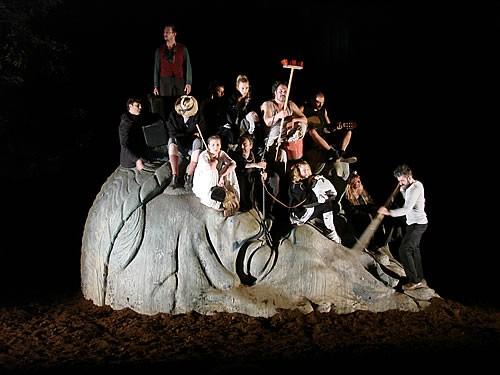 Predstava Odisej - 1