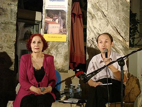 Vida Ognjenovic i Gojko Bozovic - 2