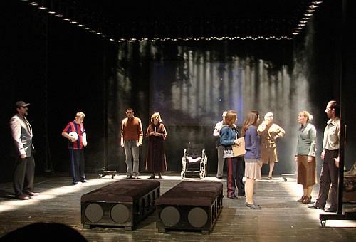 Predstava Fine mrtve djevojke - 4