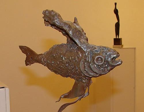 Rajko Sušić - Skulptura - 4