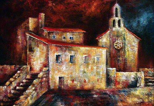 Izlozba slika posvecena proslavi 600 godina manastira Praskvica - 8