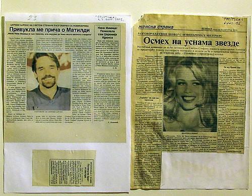 Dokumentarna izlozba novinara Stanka Papovica - 1