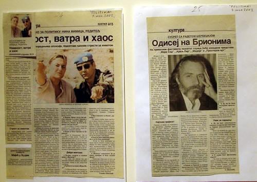 Dokumentarna izlozba novinara Stanka Papovica - 3