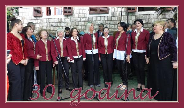 Harmonija - Proslava 30. godina rada 2