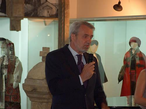 24 Miroslav Tasić, direktor Etnografskog muzeja u Beogradu