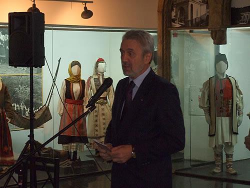 8 Direktor Etnografskog muzeja, Miroslav Tasić