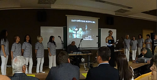 Predstavljanje grupe