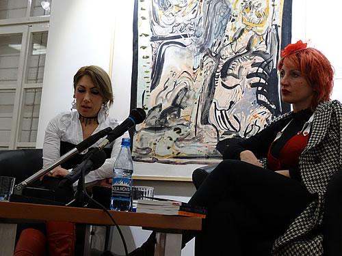 Predstavljanje trilogije Katarine Sarić