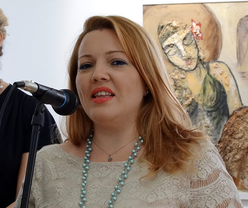 Fatma Elvin Ozturk