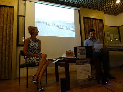 Dusan Medin čita biografiju Zlate Marjanovic