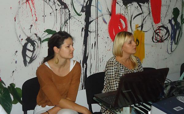 Ksenija Božin i Matija Bagur Koljatić