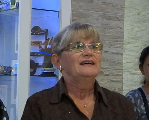 Predsjednica Organizacije zena Bisera Ohrid