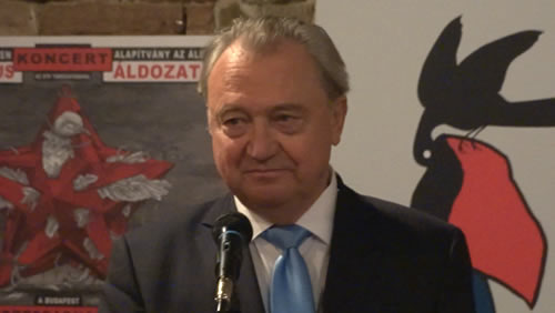 Njegova ekselencija ambasador Slovacke Frantisek Lipka