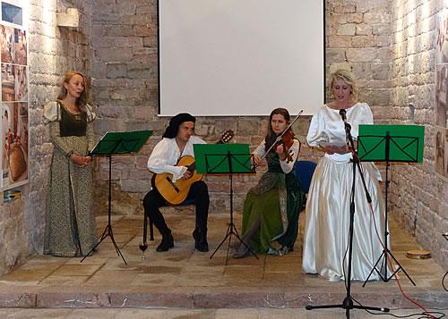 Koncert Vjere Nikolic i kvartet