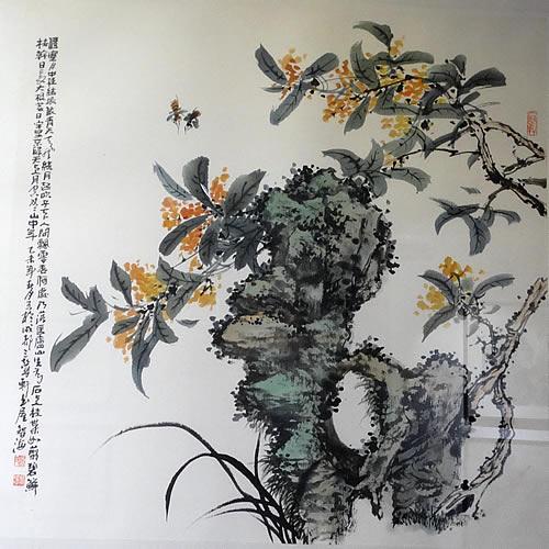 Budva - Izlzba kineskih umjetnika - 12