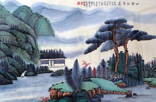 Budva - Izlzba kineskih umjetnika - 3