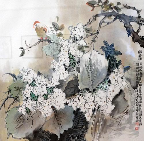 Budva - Izlzba kineskih umjetnika - 5
