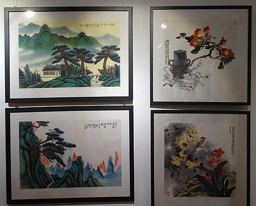 Budva - Izlzba kineskih umjetnika - 7