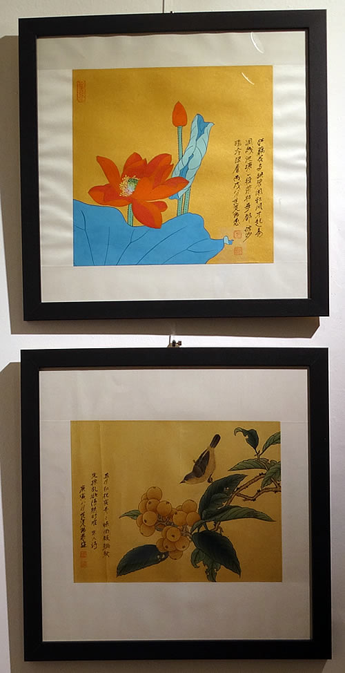 Budva - Izlzba kineskih umjetnika - 9