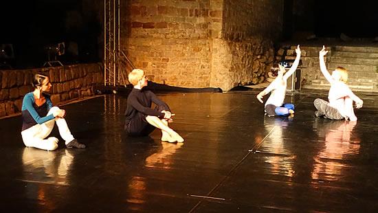 Grad teatar Budva - Predstava Balerine - 4