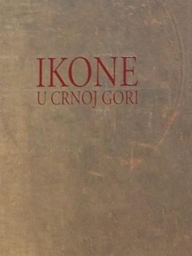 Ikone u Crnoj Gori - naslovna