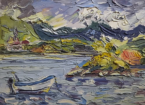 Moderna galerija Budva - Izlozba Zorana Andrica - 1