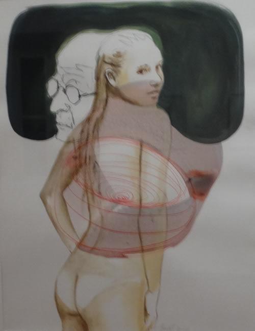 Moderna galerija Budva - Rad 2 Ivica Arandjus