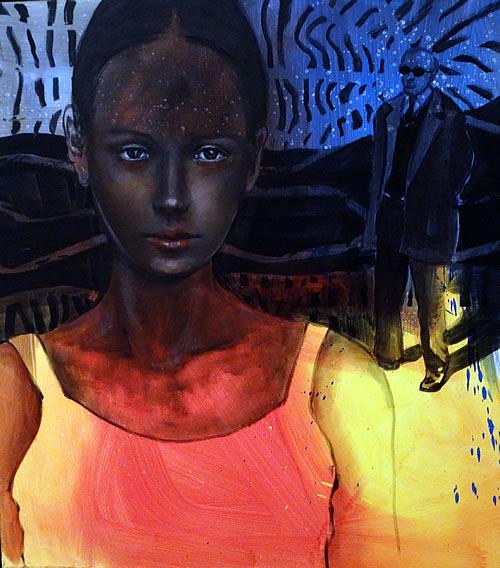 Moderna galerija Budva - Rad 4 Ivice Arandjusa