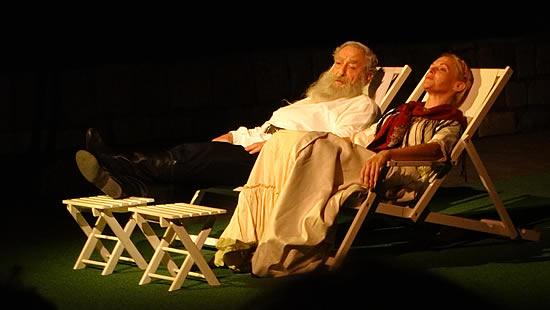 Predstava Cehov je Tolstoju rekao zbogom - 1