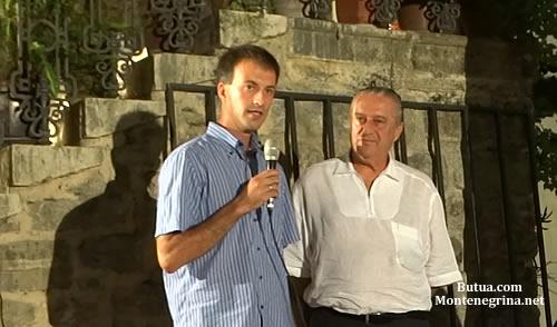 Srdjan Duletic i Slobodan Bobo Mitrovic