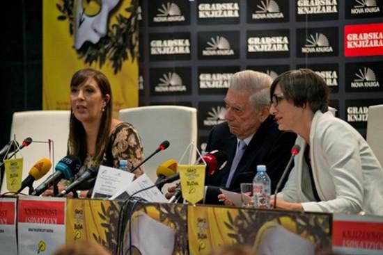 Otvaranje Festivala - Mario Vargas Ljosa