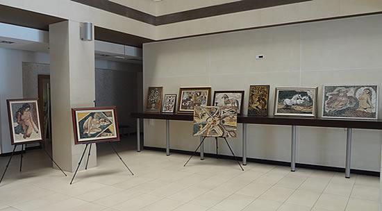 Akademija znanja - Izlozba Feha Mehovica - 2