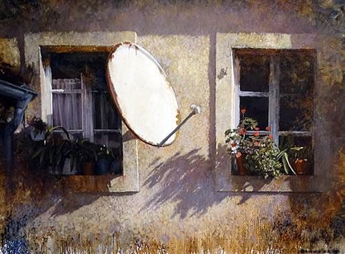 Becici - Izlozba slika Ljubomira Popadica - 6