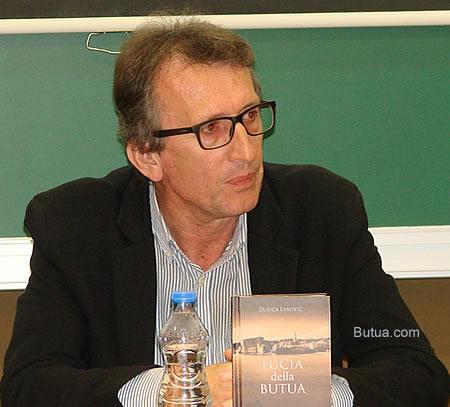 Promocija knjige Lucia della Butua - Ranko Pavicevic