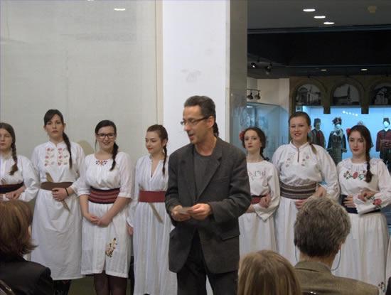 1 - Pozdravna riječ, Saša Srećković (Etnografski muzej u Beogradu)