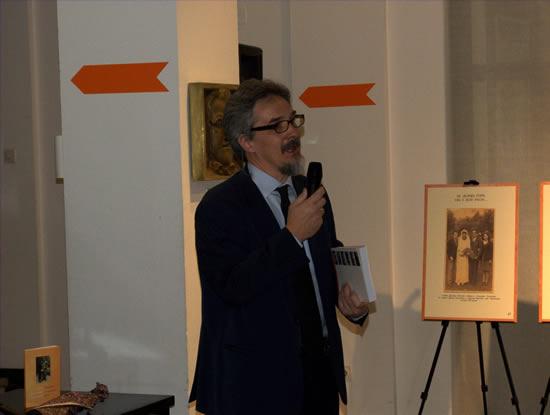 1 - Prof. dr Pavle R. Andjus otvara Dane Stefana Mitrova Ljubiše u Beogradu