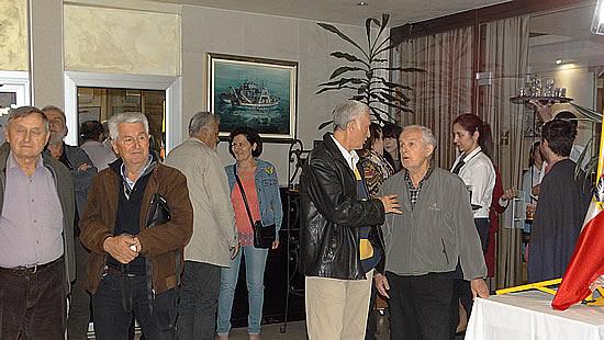 Hotel Mogren - Izlozba ucesnika Likovne kolonije - 15