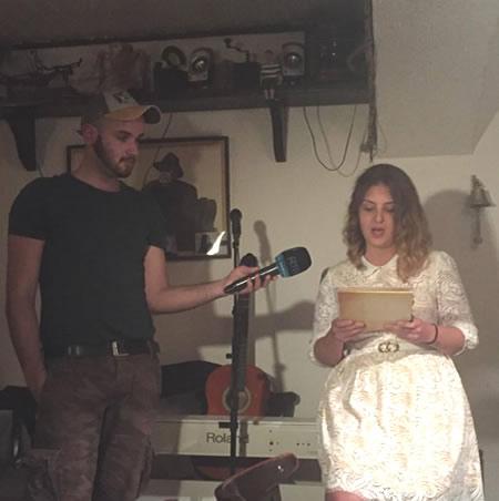 Poetsko naratorsko vece sa glumicom Jovanom Todorovic - 2
