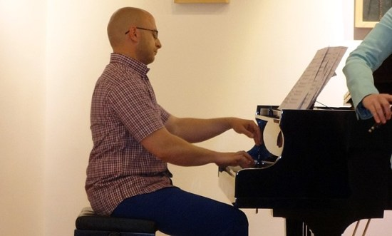 Koncert izmedju klasike i dzeza - 4