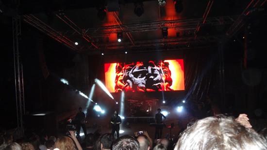 Grad teatar Budva - Koncert grupe Laibach - 11