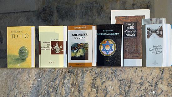 Knjige Zuvdije Hodžića