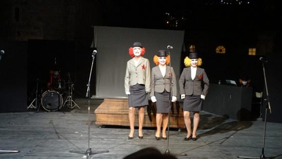 Predstava Gogolend - 2