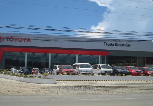 Toyota Butuan branch