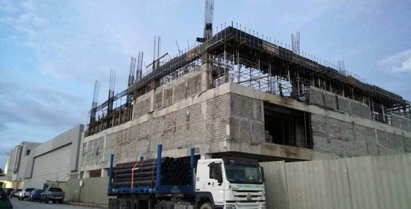 Progress Watch: Robinsons Place Butuan Expansion